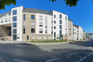 Ellerstraße, Solingen. Baujahr: 2020
